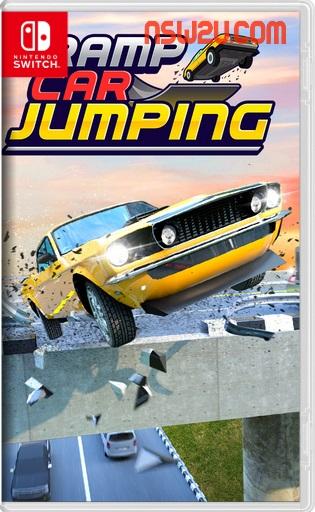 Ramp Car Jumping Switch NSP XCI NSZ