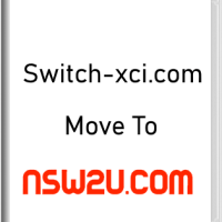 Switch-xci.com website has now moved to nsw2u.com