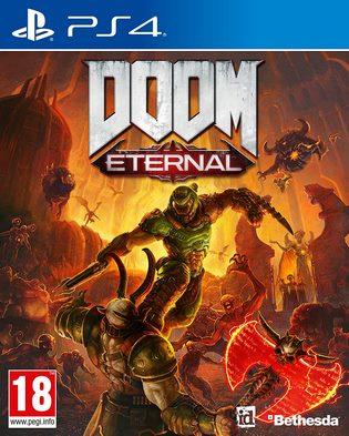 DOOM Eternal PS4 PKG