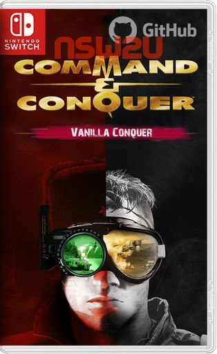 Command and Conquer Red Alert and Tiberian Dawn Switch NSP XCI