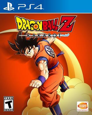 DRAGON BALL Z KAKAROT PS4 PKG