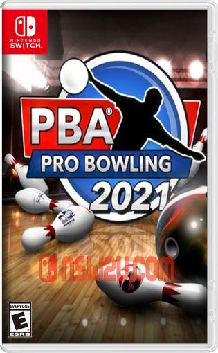 PBA Pro Bowling 2021 Switch NSP XCI
