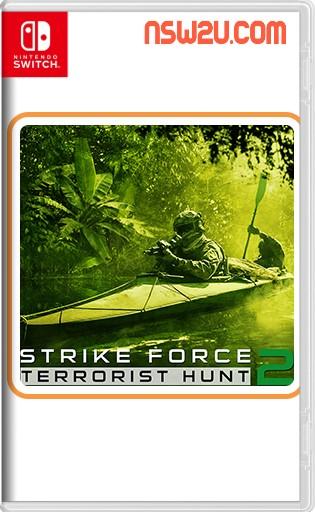 Switch StrikeForce2-TerroristHunt box eShop