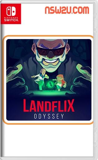 Landflix Odyssey Switch NSP XCI