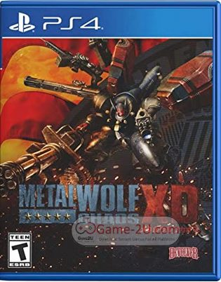 Metal Wolf Chaos XD PS4 PKG