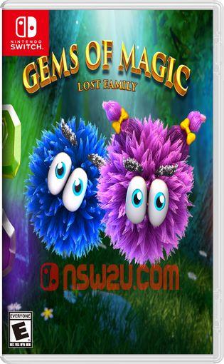 Gems of Magic Lost Family Switch NSP XCI