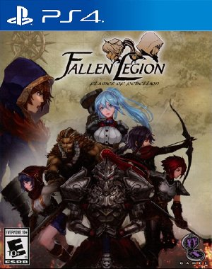 Fallen Legion Flames of Rebellion PS4 PKG