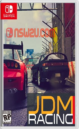 JDM Racing - 2 Switch NSP XCI