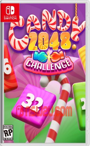 Candy 2048 Challenge Switch NSP XCI
