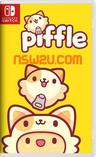 Piffle A Cat Puzzle Adventure Switch NSP XCI NSZ