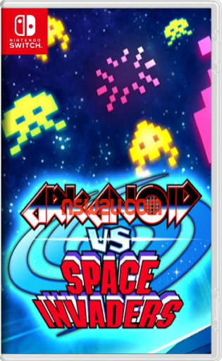 arkanoid vs space invaders Switch NSP XCI NSZ