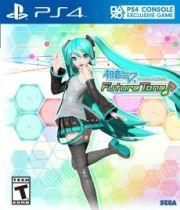 Hatsune Miku: Project DIVA Future Tone PS4 PKG