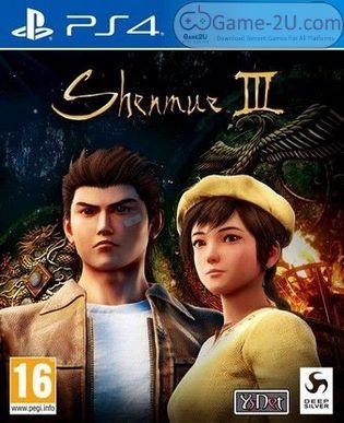 Shenmue III PS4 PKG