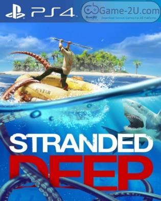 Stranded Deep PS4 PKG