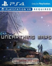 Unearthing Mars PS4 PKG