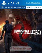 Immortal Legacy: The Jade Cipher PS4 PKG