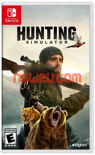 Hunting Simulator 1 Switch NSP XCI NSZ
