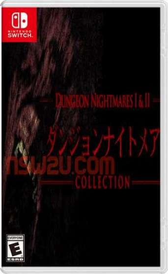 ダンジョンナイトメア 1+2 コレクション Dungeon Nightmares 1 + 2 Collection Switch NSP XCI