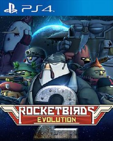 Rocketbirds 2 Evolution PS4 PKG
