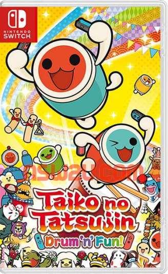 Taiko no Tatsujin Drum n Fun Switch NSP XCI NSZ