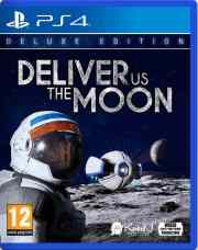 Deliver Us The Moon PS4 PKG