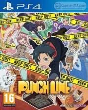Punch Line PS4 PKG