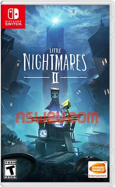 Little Nightmares II Switch NSP XCI NSZ