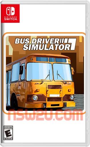 Bus Driver Simulator Switch NSP XCI