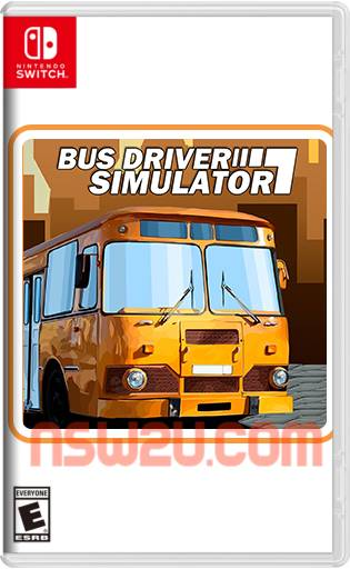 Bus Driver Simulator Switch NSP XCI