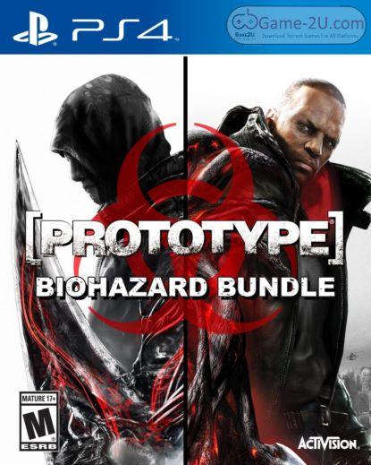 Prototype Biohazard Bundle PS4 PKG