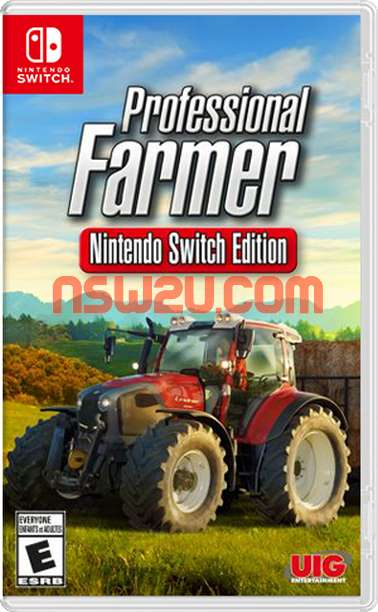 Professional Farmer Nintendo Switch Edition Switch NSP XCI