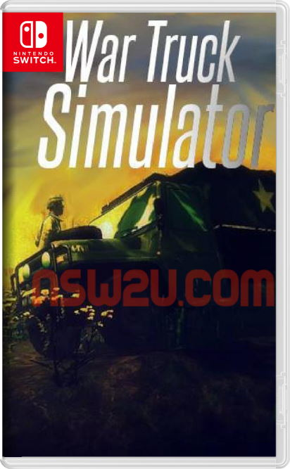 War Truck Simulator Switch NSP XCI NSZ