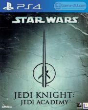 STAR WARS Jedi Knight: Jedi Academy PS4 PKG