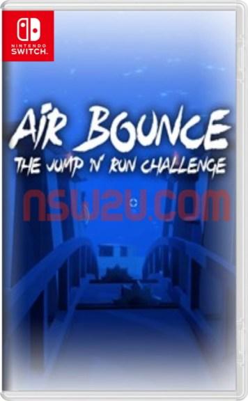 Air Bounce - The Jump n Run Challenge Switch NSP XCI
