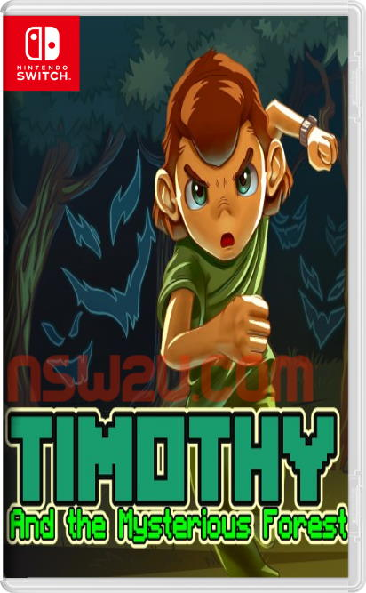Timothy and the Mysterious Forest Switch NSP XCI NSZ