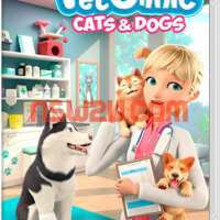 My Universe - PET CLINIC CATS & DOGS Switch NSP XCI