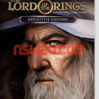 The Lord of the Rings: Adventure Card Game Definitive Edition Switch NSP XCI NSZ