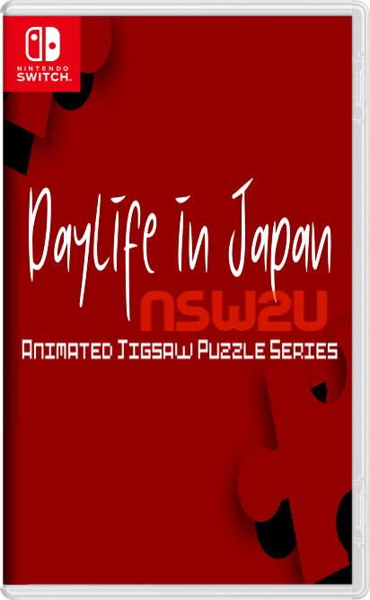 Daylife in Japan - Pixel Art Jigsaw Puzzle Switch NSP XCI NSZ