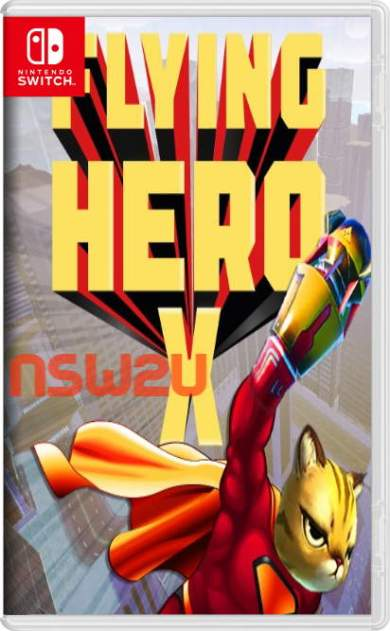 Flying Hero X Switch NSP XCI NSZ