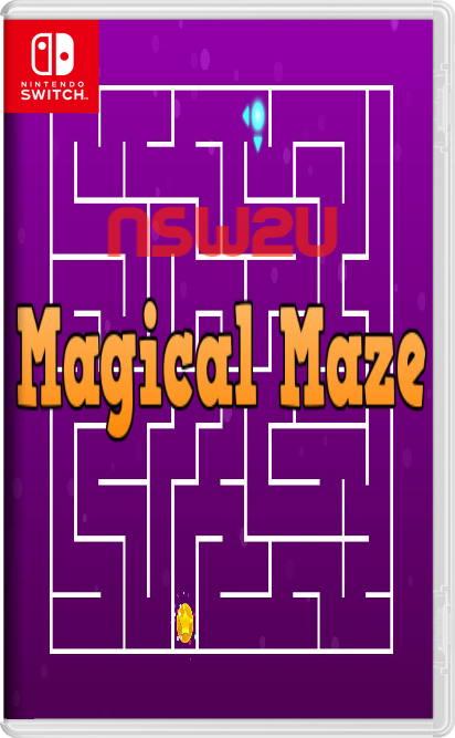 Magical Maze Switch NSP XCI NSZ