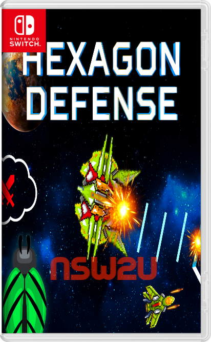 Hexagon Defense Switch NSP XCI NSZ