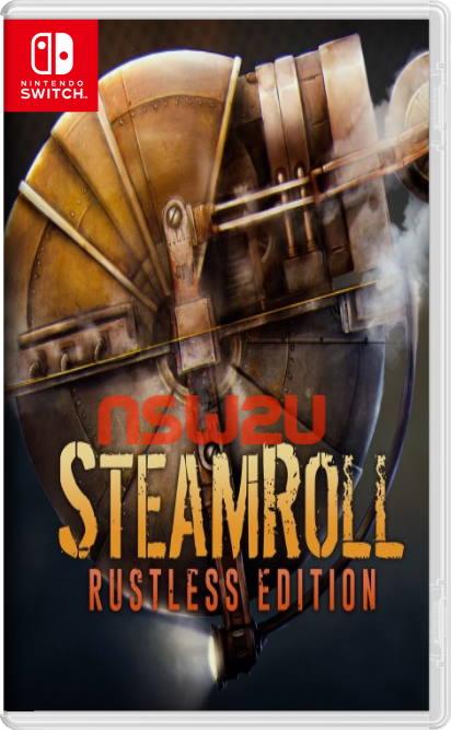 Steamroll Switch NSP XCI NSZ