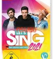 Let's Sing 2021 mit deutschen Hits Switch NSP XCI NSZ