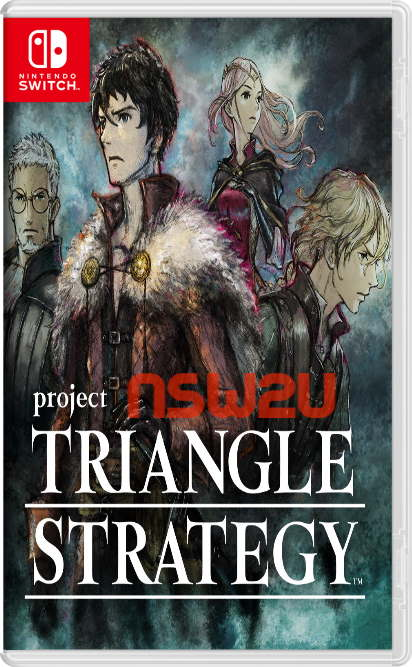 Project TRIANGLE STRATEGY Switch NSP XCI NSZ Torrent Download