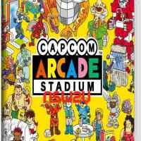 Capcom Arcade Stadium Switch NSP XCI