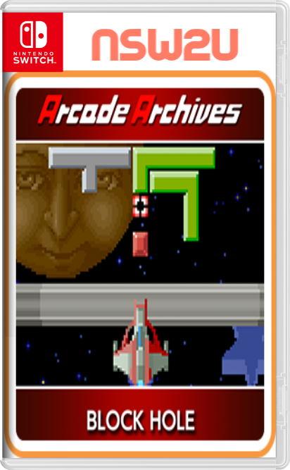 Arcade Archives BLOCK HOLE Switch NSP XCI NSZ