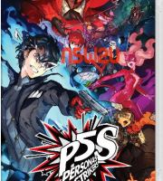 Persona 5 Strikers Switch NSP XCI NSZ
