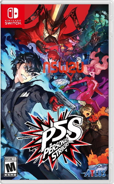 Persona 5 Strikers Switch NSP XCI NSZ
