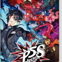 Persona 5 Strikers Switch NSP XCI