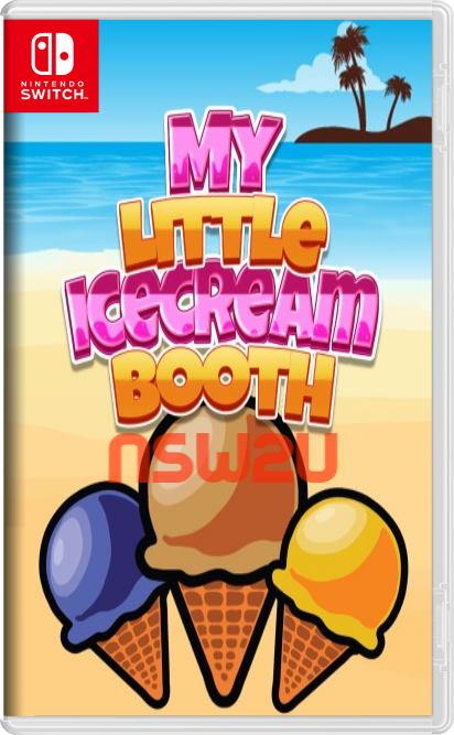 My little IceCream Booth Switch NSP XCI NSZ